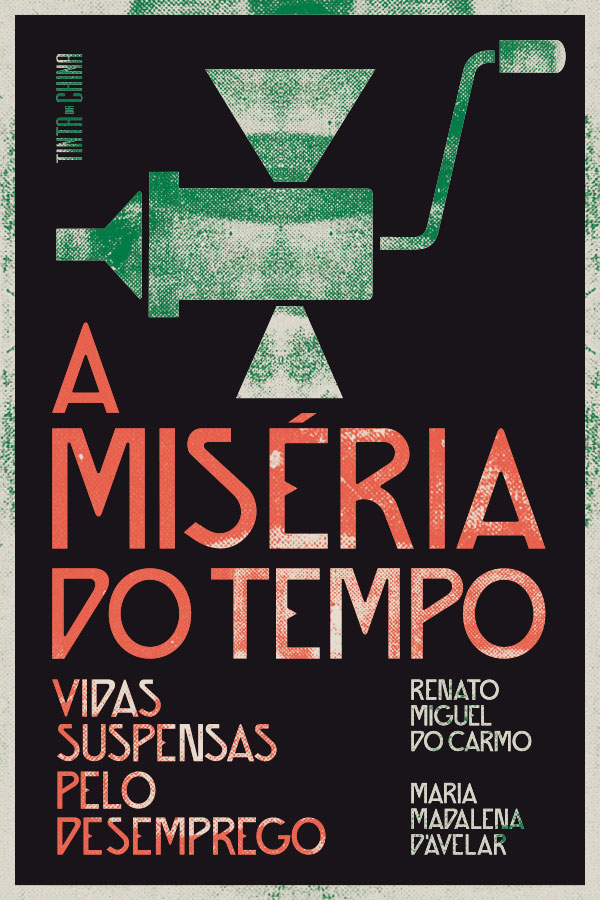 A Miséria do Tempo_Capa